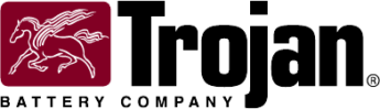 Trojan Battery Brand logo