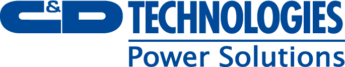 C&D Technologies Power Solutions brand logo
